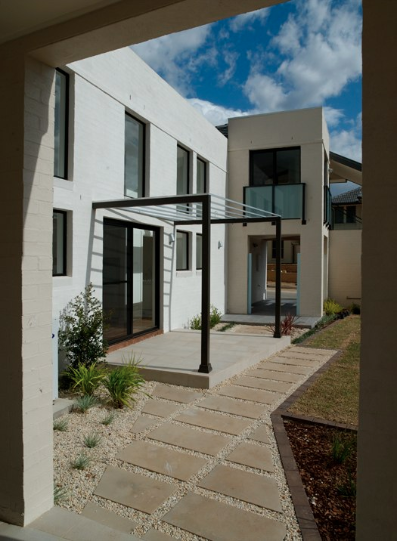 Park central terraces integrateddesigngroup architects for Courtyard designs bathurst