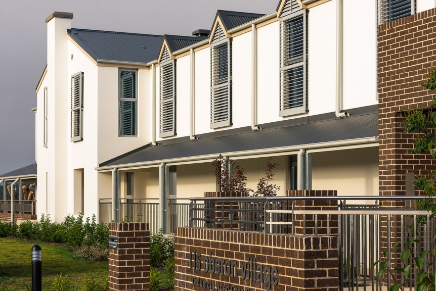 Oberon Aged Care Village
