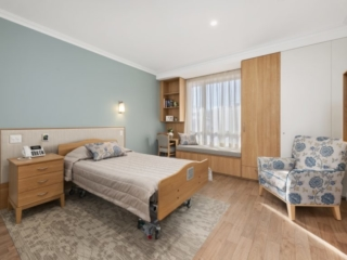 Bankstown Aged Care Yallambee Dementia Facility Single room