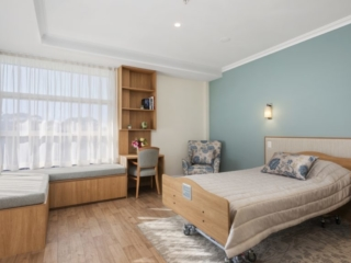 Bankstown Aged Care Yallambee Dementia Facility Bedroom