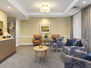 Bankstown Aged Care Yallambee Dementia Facility East Lounge