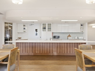Bankstown Aged Care Yallambee Dementia Facility kitchen