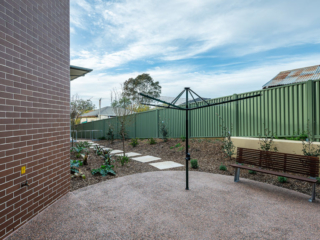 Bankstown Aged Care Yallambee Dementia Facility South Courtyard